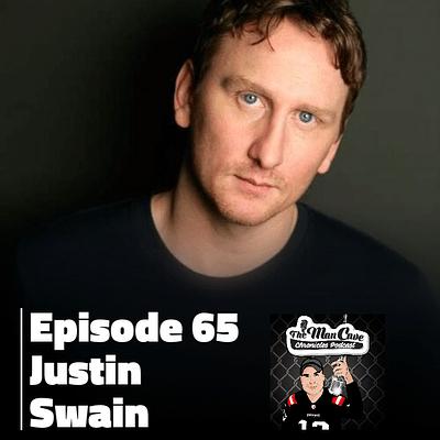 "Interview: Justin Swain ""Luke Cage"""