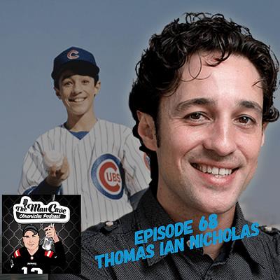 "Interview: Thomas Ian Nicholas ""Rookie of The Year"" ""American Pie"""