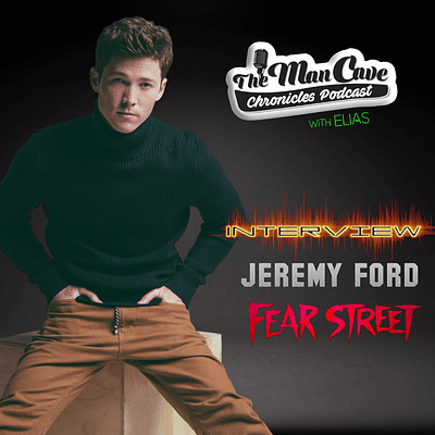 Jeremy Ford talks about his role on Fear Street Trilogy on Netflix and more!