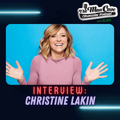 """Christine Lakin talks """"Step By Step"""", Career, Producing, Directing, Parenthood & more"""