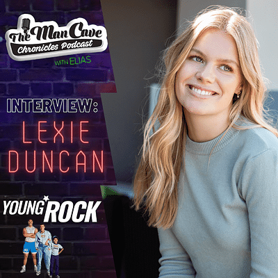 Lexie Duncan talks about playing Karen on NBC's Young Rock