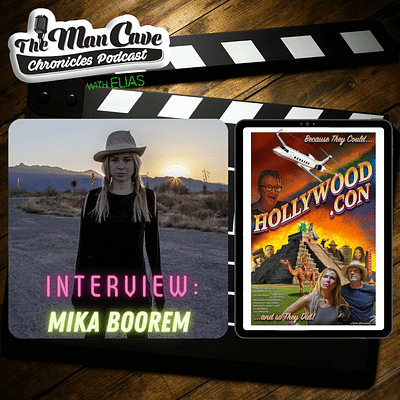 Mika Boorem talks about her Feature Directorial Debut HOLLYWOOD.CON