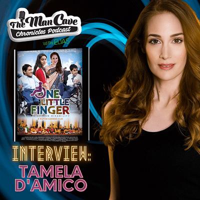 "Tamela D'Amico discusses "" One Little Finger"""