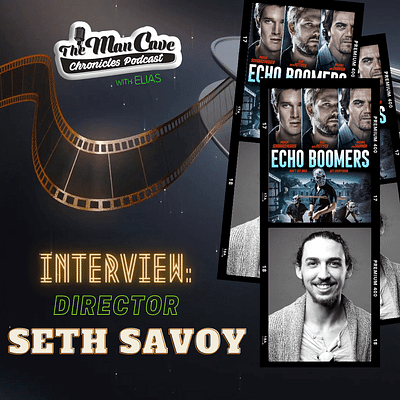 """Director Seth Savoy from """"Echo Boomers"""""""