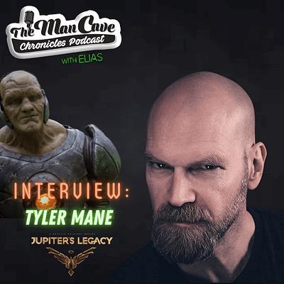 Tyler Mane talks about playing Blackstar on Netflix's Jupiter's Legacy