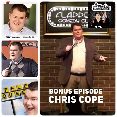 Interview: Comedian Chris Cope