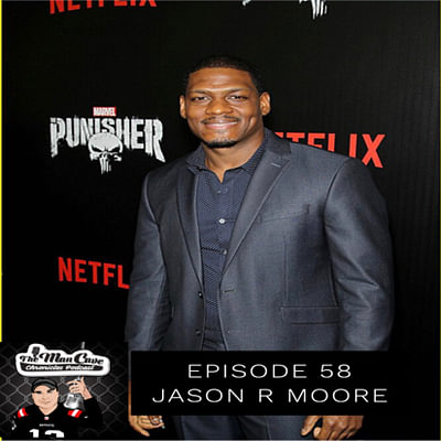 """Interview: Jason R Moore """"The Punisher"""""""