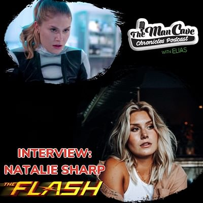 """Natalie Sharp talks about playing Sunshine on CW's """"The Flash"""""""