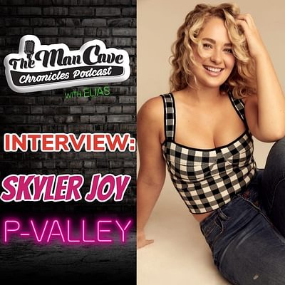 "Skyler Joy talks about her role as Gidget on Starz ""P-Valley"""